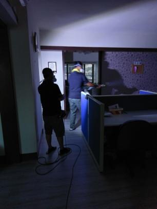 超低容量機 除蚊:針對室內飛行蟲(蚊子 蒼蠅)